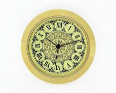Fancy Ivory Roman Clock Fitup 1-7/16