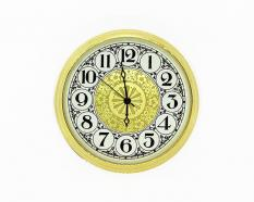 2 Inch Fancy Arabic Premium Clock Insert