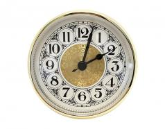 3-5/8inch Fancy Ivory Arabic Clock Insert