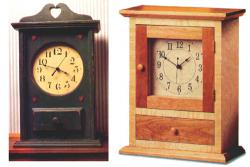 Clock Making Plans for woodworkers | Bear Woods Supply