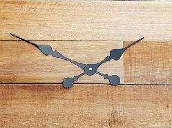 Fancy Spade Clock DIY Hands