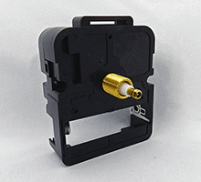 High-Torque Continuous Sweep Clock Movement Q-67 | Bear Woods Supply