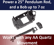 heavy duty pendulum drive