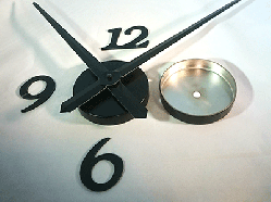Metal Mounting Cup for Clock Movement