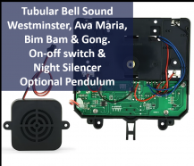 Pendulum-Chime-Adjustable-Tubular-Clock-Mechanism