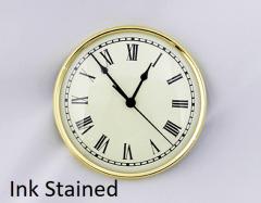 Slightly Speckled Clock Insert | Bear Woods Supply