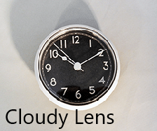 Cloudy Lens Insert | Bear Woods Supply