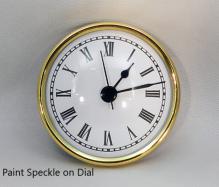 Paint Speck Clock Insert - | Bear Woods Supply
