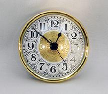 Fancy Arabic Premium Clock Insert  | Bear Woods Supply