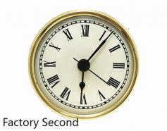 Factory Second Clock Insert | Bear Woods Supply
