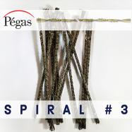 Spiral Scroll Saw Blades number 3 by Pegas