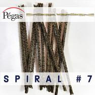 Spiral Scroll Saw Blades number 7 by Pegas