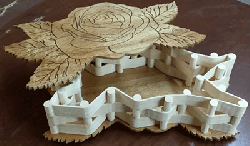 Scroll Saw Basket Patterns