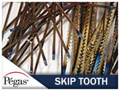 SkipTooth Scroll Saw Blades