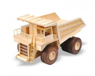 Mining Truck Pattern | Bear Woods Supply