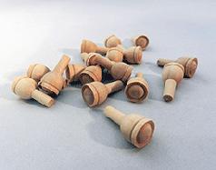 Wooden Toy Headlights | Bear Woods Supply