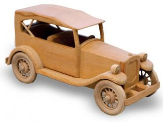 1929 Ford Phateon Woodworking Pattern | Bear Woods Supply