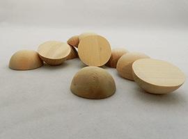 Wood Craft Split Ball 1-1/2 inch | Bear Woods Supply
