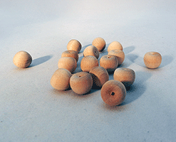 Wooden Apple Shapes | Bear Woods Supply