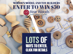 Win Prizes to Bear Woods