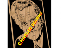 Reverend Billy Graham scroll saw patterns