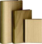 Wood Book, mini wooden accessories, mini wooden book