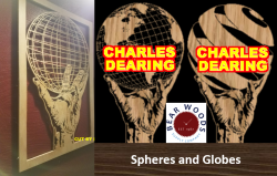 Charles Dearing Spheres and Globes