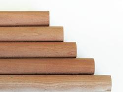 cherry wood dowels, cherry dowel rods | Bear Woods Supply