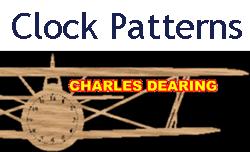 Scroll Saw Clocks Patterns