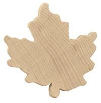 mapleleaf cut-out, maple leaf cut out