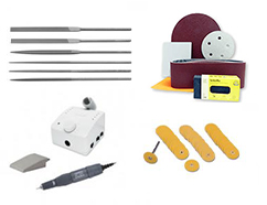 Woodworker finishing supplies