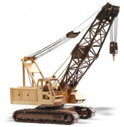 Lattice Boom Crane Woodworking Pattern | Bear Woods Supply