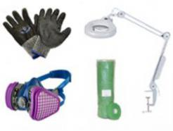 Woodworkers safety products