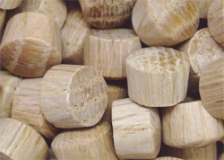 round head plugs, hickory plugs, hickory roundhead plugs
