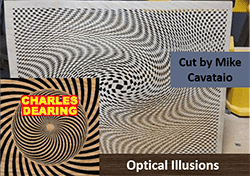 Scroll Saw Patterns Optical Illusions