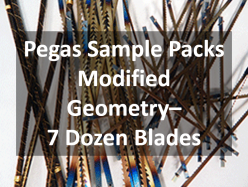 Modified Geometry Sample Packs