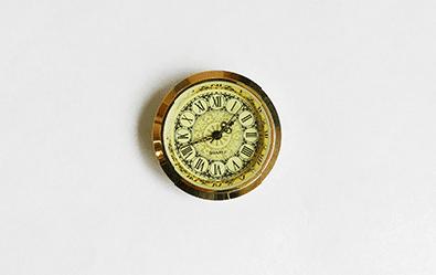 Fancy Clock Insert
