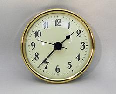 Ivory Arabic Premium Clock Insert  | Bear Woods Supply