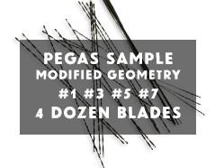 Pegas MGT 4 dozen sample pack