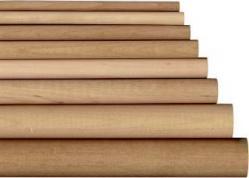 wood dowel rods, wooden doweling, oak dowels, maple dowel, walnut dowel, birch dowels