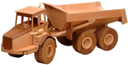 Articulated Dump Truck | Bear Woods Supply