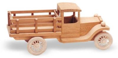 Farm To Market Truck Woodworking Pattern | Bear Woods Supply