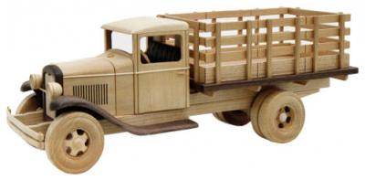 1929 Ford Stake Bed Truck Woodworking Plan | Bear Woods Supply
