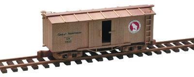 Box Car Woodworking Plan | Bear Woods Supply