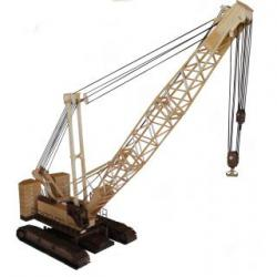 wooden crane patterns, heavy lifter crane | Bear Woods Supply
