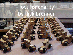 Toys for Charity by Rick's Trucks