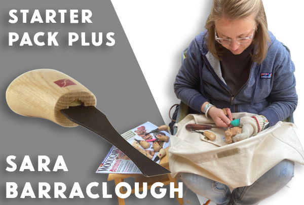 Sara Barraclough starter pack plus