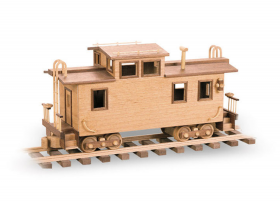 Woodworking Plans The Caboose | Bear Woods Supply