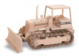 Woodworking Plans The Dozer | Bear Woods Supply