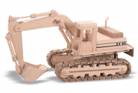 "Woodworking Plans The Excavator "" Bear Woods Supply"